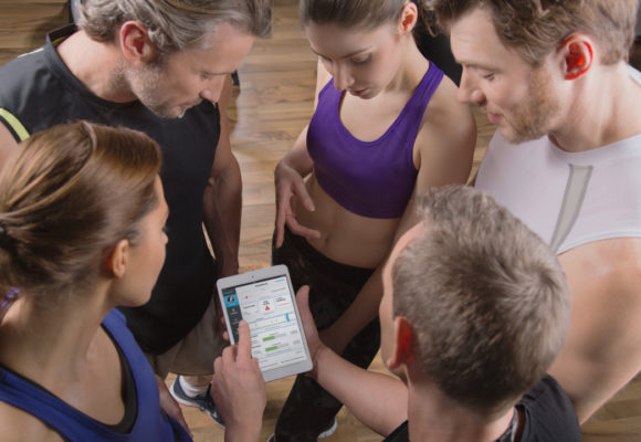 eGym Trainings-App